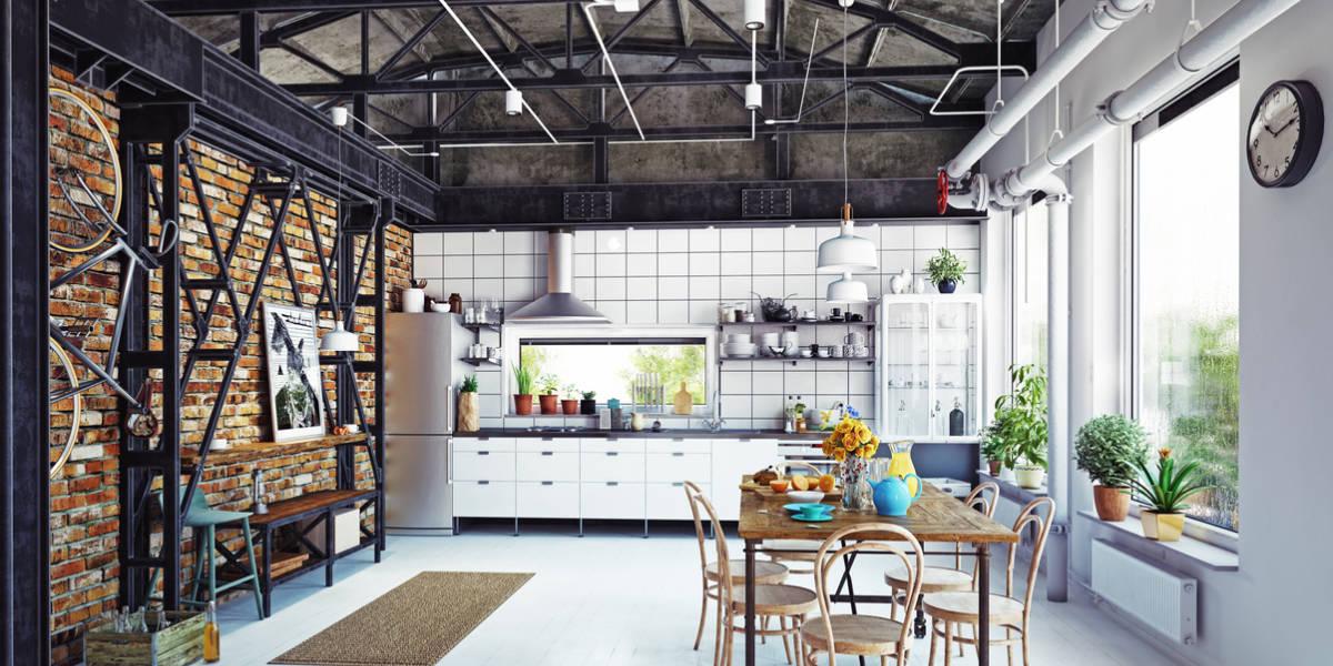 Aménager une cuisine dans un loft