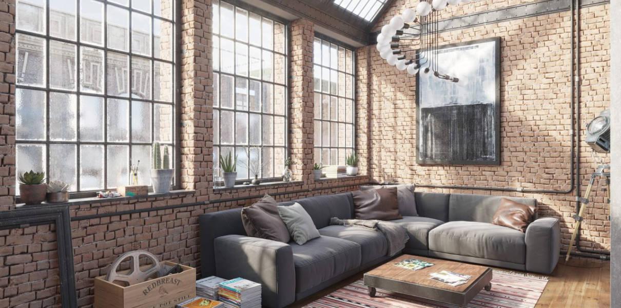Déco Industrielle, loft chic et urbain