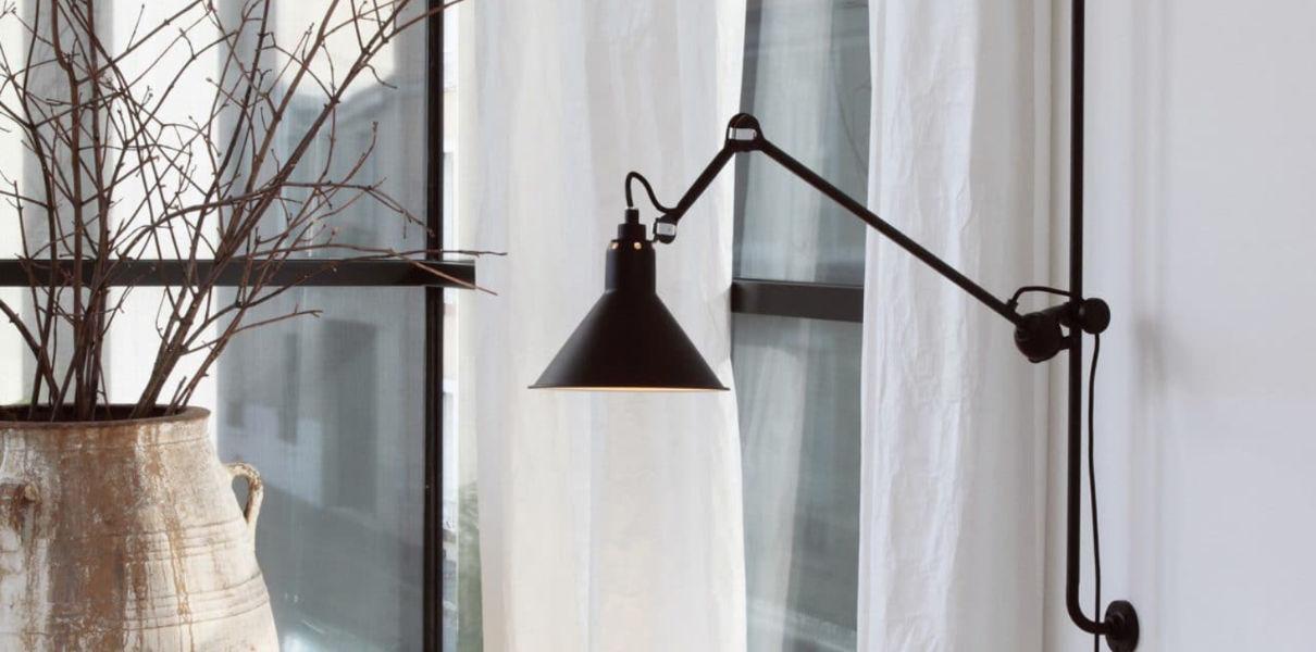 Lampe gras, icône de l'éclairage industriel