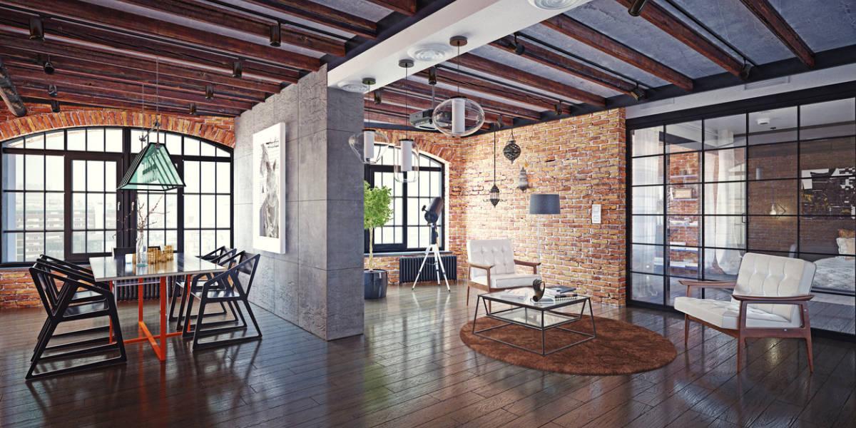 Quels travaux pour un loft de style industriel ?