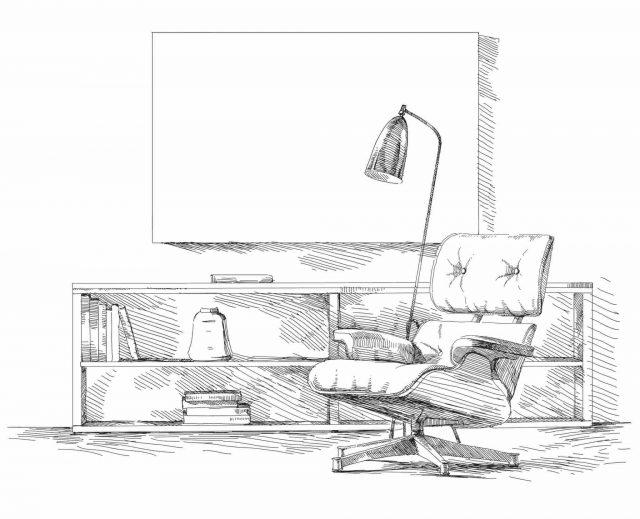 L'histoire du meuble industriel